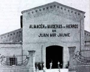 Prisión de Can Mir.
