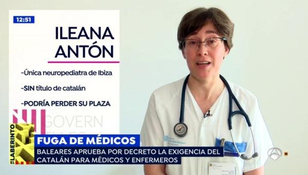 Médicos catalán baleares