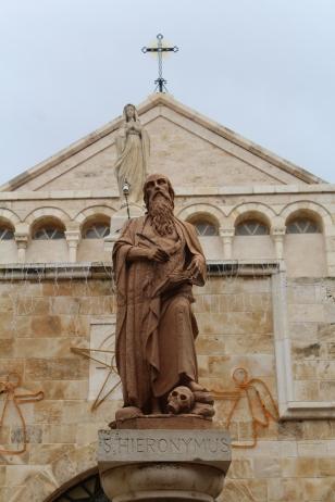 Claustro en la Iglesia de la Natividad
